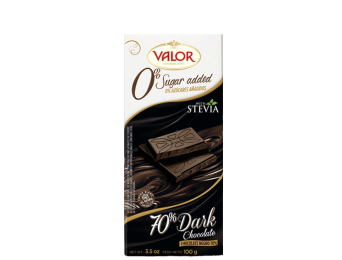70% Dark Chocolate Sugar Free 100g