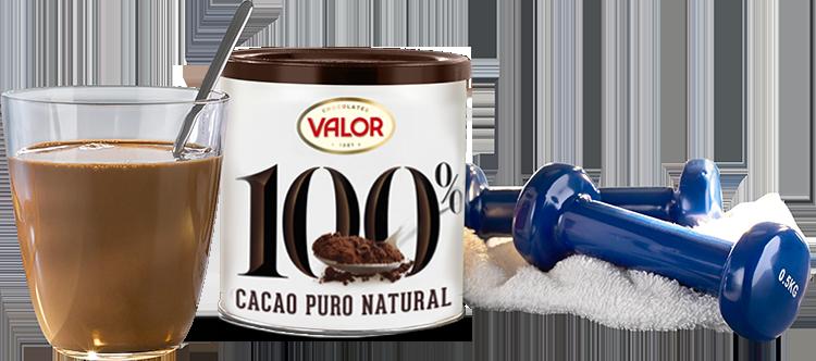 Valor Cacao 100%