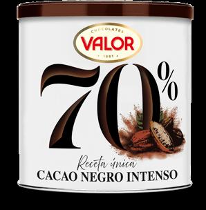 Cacao Negro 70%