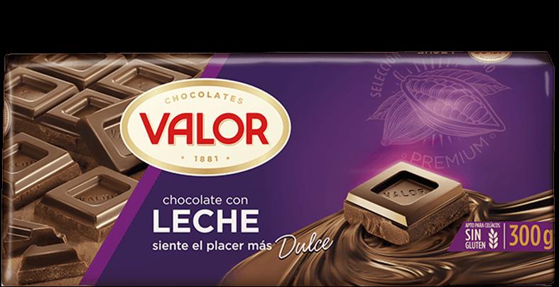 Chocolate con leche original