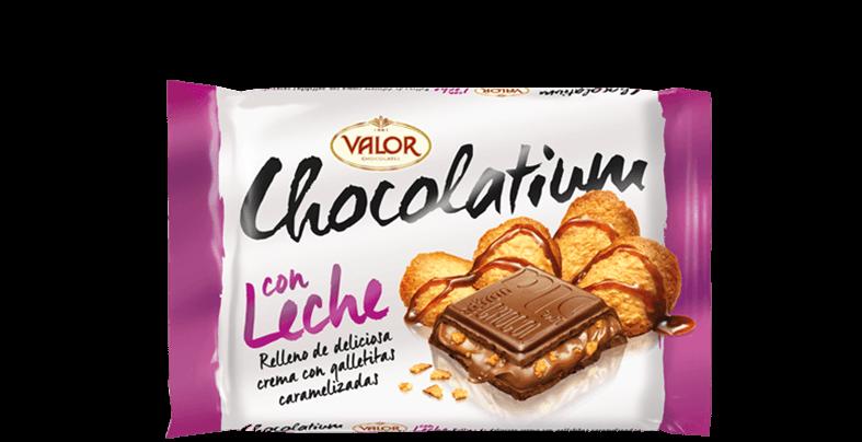 Chocolatium con leche