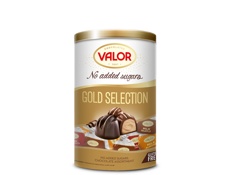 Assorted Gold Selection No Added Sugars 200gr