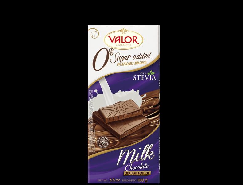 Chocolate with no sugar