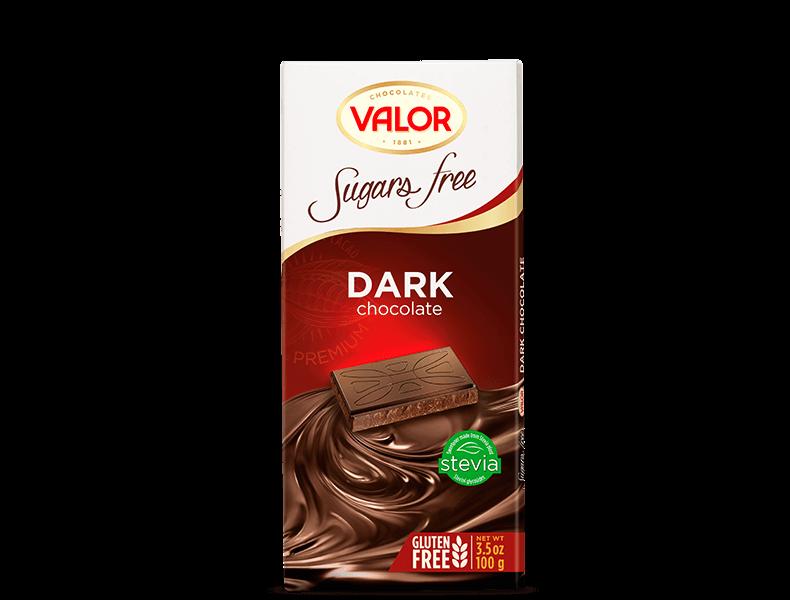 Dark Chocolate Sugar Free 100g