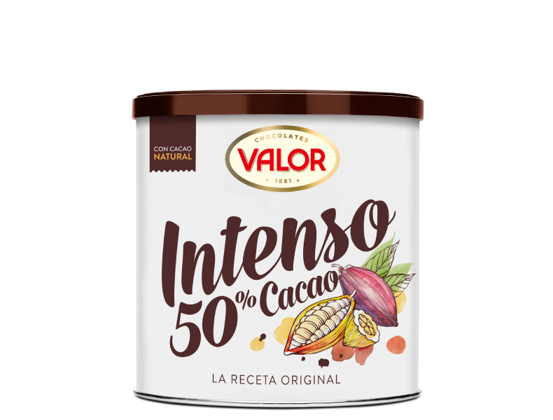 CACAO INTENSO 50%