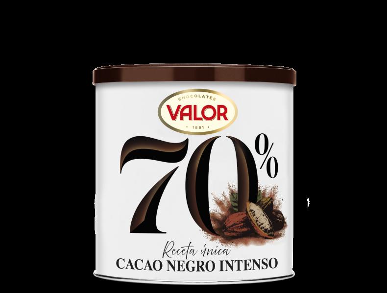 INTENSE BLACK COCOA 70%