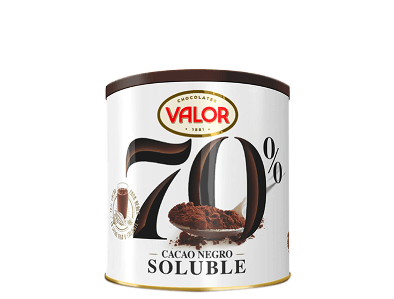 Cacao soluble 70%