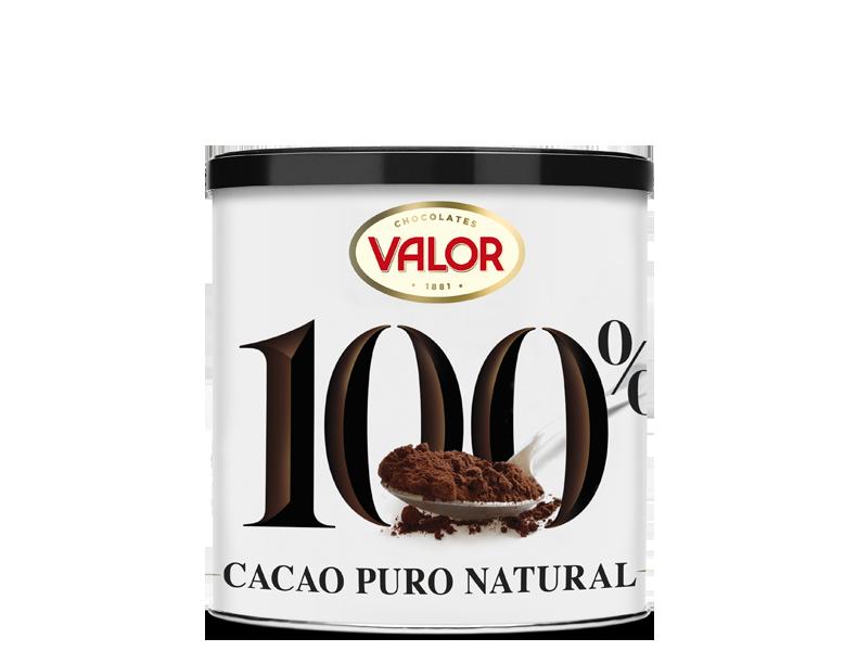 100% Cacao Puro Natural