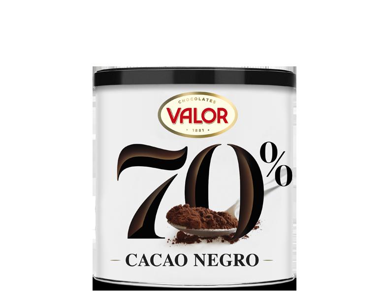 70% Cacao Negro