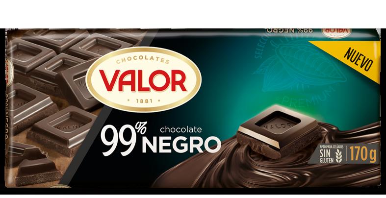 Chocolate Negro 99% cacao